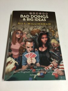 Bad Doings And Big Ideas Deluxe Edition Nm Near Mint HC Hardcover Oversized