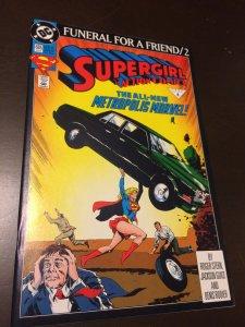 Action Comics #685 (1993) NM/MT Supergirl Funeral For Friend DC Comics