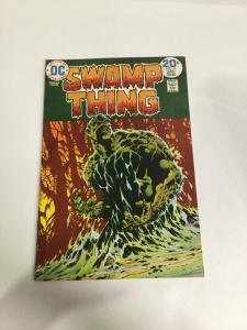 Swamp Thing 9 Vf/Near Mint Very Fine Near Mint DC Comics Bronze Age