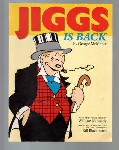 Jiggs Is Back-George McManus-TPB-trade
