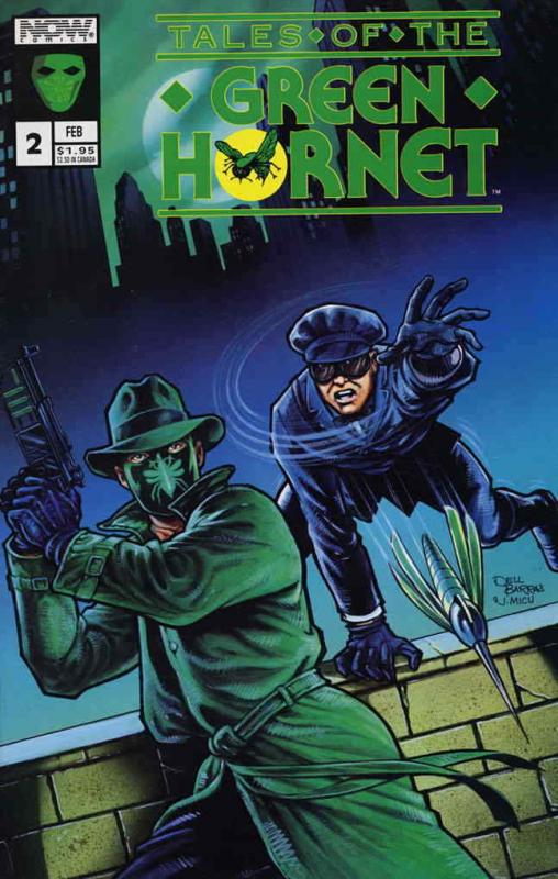 Tales of the Green Hornet (2nd Series) #2 VF/NM; Now | save on shipping - detail