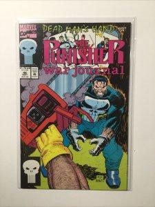 Punisher War Journal 46 Near Mint Nm Marvel