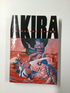 Akira Book 1 One Tpb Near Mint Nm Sc Softcover Kodansha Comics