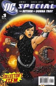 DC Special: The Return of Donna Troy #1, NM (Stock photo)