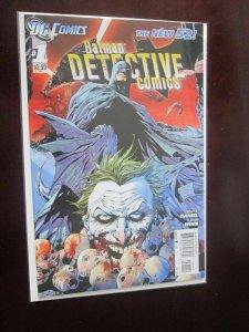 Detective Comics (2011 2nd Series) #1B - 8.5 VF+ - 2011