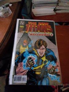 The New Titans #127 (1995)