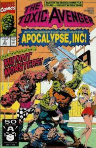 Toxic Avenger #2 VF/NM; Marvel | save on shipping - details inside