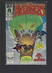 The Avengers #293 (1988)