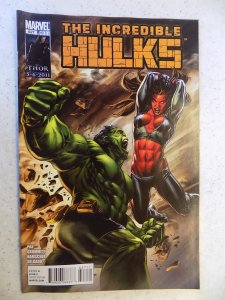 INCREDIBLE HULKS # 627