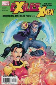 Exiles (Marvel) #29 VF/NM; Marvel | save on shipping - details inside