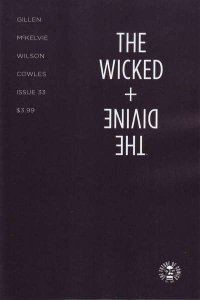 Wicked and the Divine #33, NM- (Stock photo)