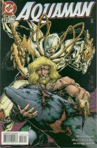 Aquaman (1994 series) #27, NM + (Stock photo)