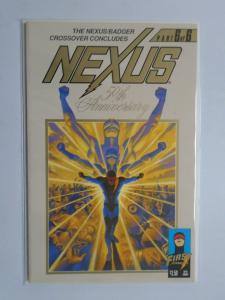Nexus (1983) #50 - 6.0 - 1988