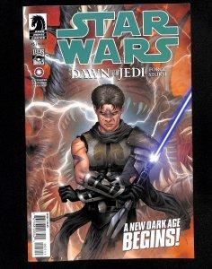Star Wars: Dawn of the Jedi - Force Storm #5 (2012)