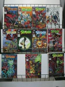Spawn (Image 1992-4) #5-23 Lot of 11Diff Todd McFarlane Demon Hero