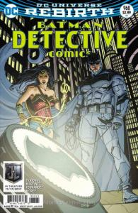 Detective Comics #968A VF/NM; DC | save on shipping - details inside