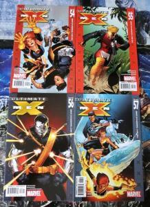 ULTIMATE X MEN (2001-2009) 54-57 The Most Dangerous Ga
