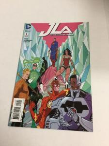 JLA 3 Variant Nm Near Mint DC Comics
