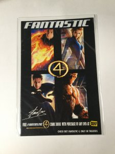 Fantastic Four Best Buy Nm Near Mint Marvel