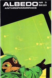 Albedo Vol.1 #3 (2nd appearance of Usagi)