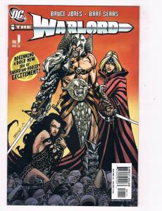 Warlock #1 VF/NM DC Comics Comic Book Jones Apr 2006 DE46