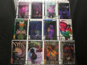 BLACK ORCHID (1993 VERTIGO) 1-22,Ann 1  COMPLETE!