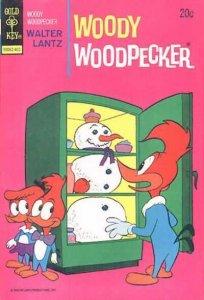 Woody Woodpecker (1947 series) #135, VG+ (Stock photo)