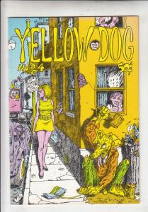 Yellow Dog #24 (Jan-73) VF/NM High-Grade Yellow Dog