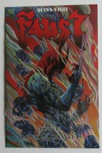 Faust #13 NM 9.4-9.6 High Grade Rebel Studios Tim Vigil Low Print Run HTF 2005