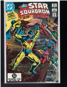 All-Star Squadron #21 (DC, 1983) NM-