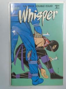 Whisper Special #1 6.0 FN (1985)
