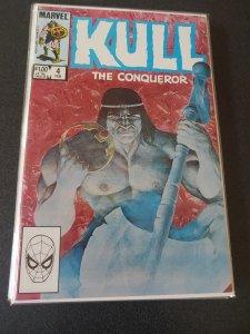 Kull the Conqueror #4 (1984)