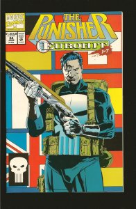 Marvel Comics The Punisher Eurohit Vol 11 No 64 June 1994