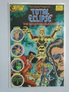 Total Eclipse The Seraphim Objective #1 8.0 VF (1998)