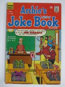 ARCHIES JOKE BOOK136 G 6/1969 COMICS BOOK