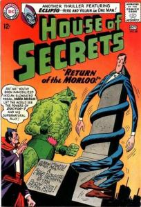 House of Secrets (1956 series) #68, Fine (Stock photo)