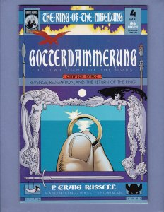 Ring of the Nibelung Gotterdammerung #4 FN Dark Horse 2001