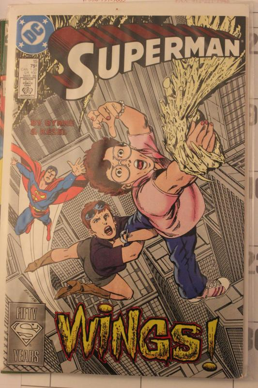 Superman  #15 9-4-nm