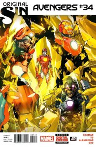 Avengers (5th Series) #34 FN; Marvel | save on shipping - details inside