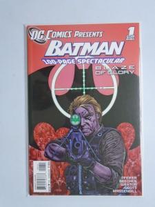 DC Comics Presents Batman 100-Page Spectacular Blaze Of Glory #1 - NM - 2011