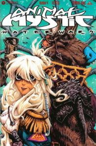 Animal Mystic Water Wars #4 VF/NM; Sirius | save on shipping - details inside