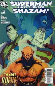 Superman/Shazam: First Thunder #3, NM (Stock photo)