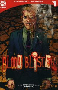 Blood Blister #1 FN; AfterShock | save on shipping - details inside