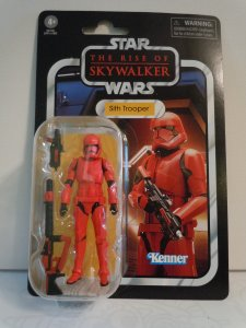 Star Wars The Vintage Collection The Rise of Skywalker Sith Trooper , 3.75-in
