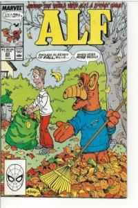 Marvel! Alf! Issue 23!