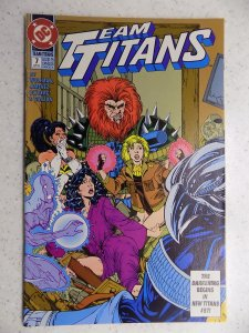 TEAM TITANS # 7