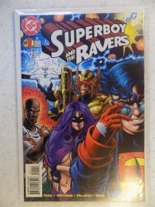 SUPERBOY AND THE RAVERS # 1