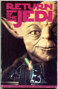 Classic Star Wars: Return Of The Jedi Trade Paperback-1st PRINT FN