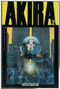 AKIRA (1988) 2 (1ST PR)  VF Oct 1988