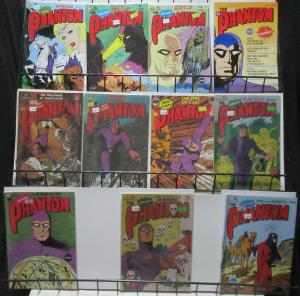 Phantom (Frew 1992) #1024-1070 Lot of 11Diff Slam Evil with these Stories!